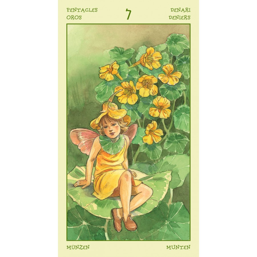 Spirit of Flowers Tarot 2