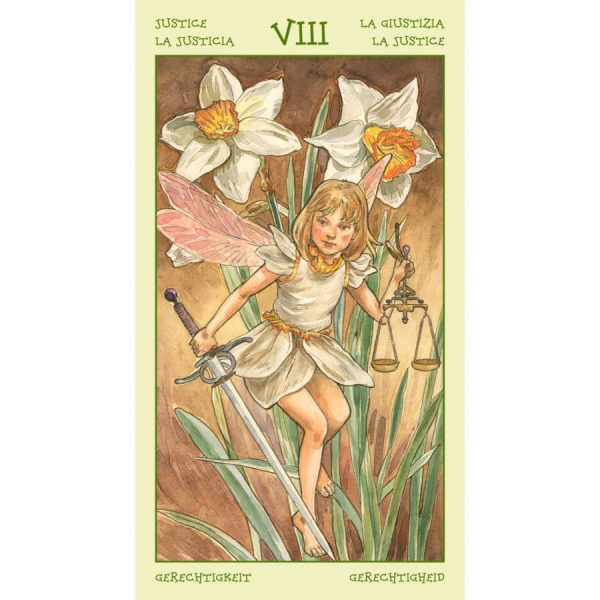 Spirit of Flowers Tarot 7