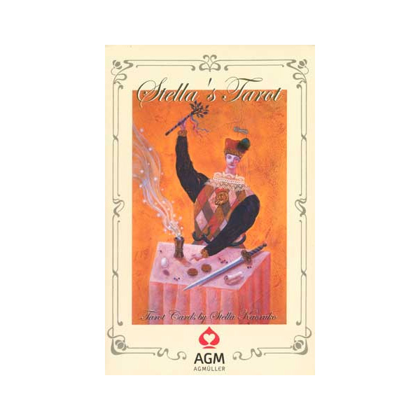 Stella's Tarot 4