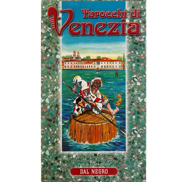 Tarocchi di Venezia 7
