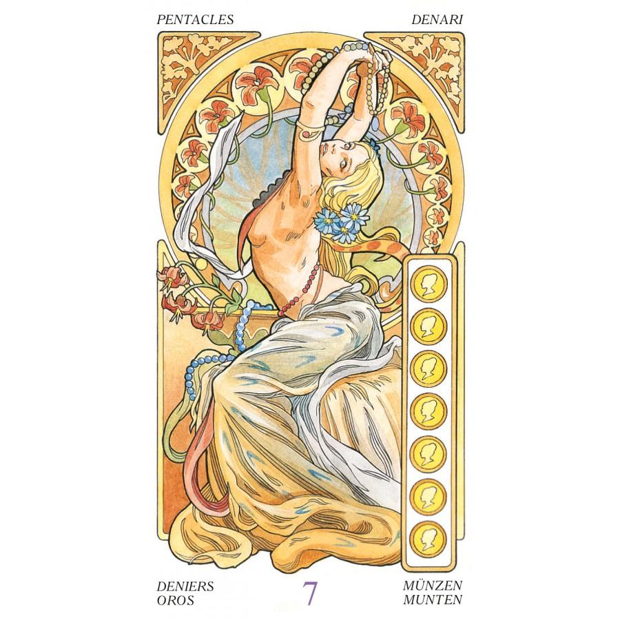 Tarot Art Nouveau 2