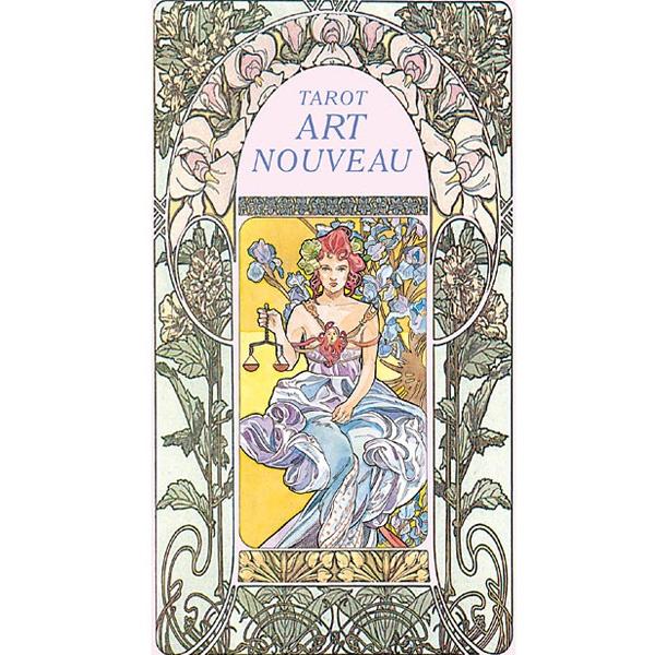 Tarot Art Nouveau 3