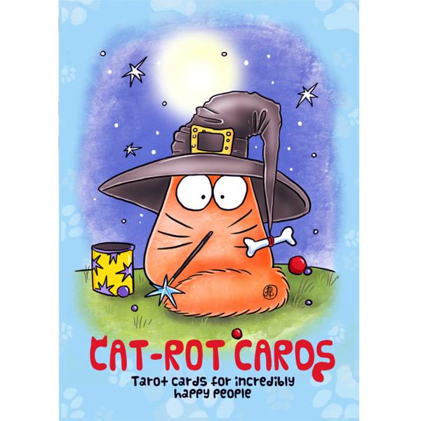 Tarot Cat-Rot