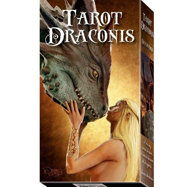 Tarot Draconis cover
