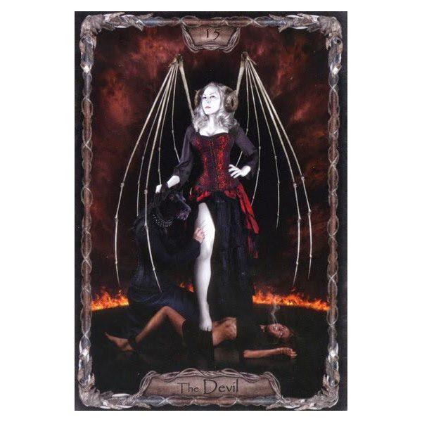 Tarot Gothica 3