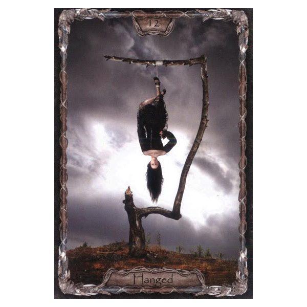 Tarot Gothica 8