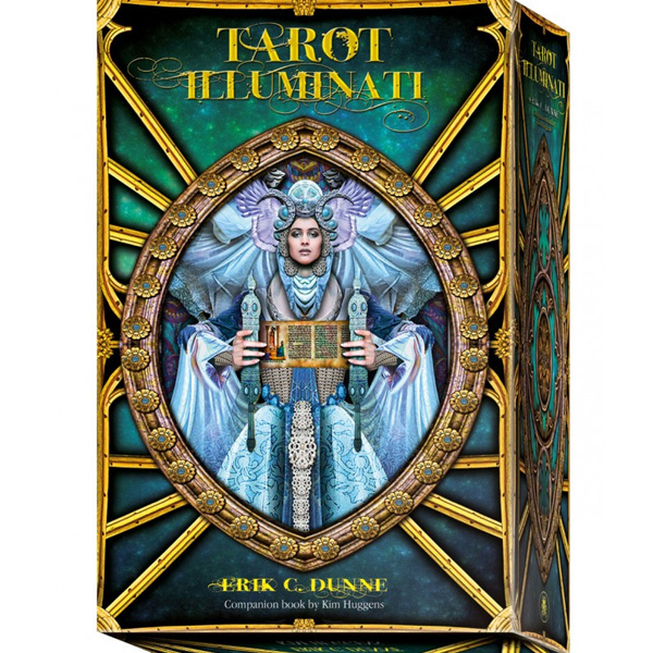Tarot Illuminati 20