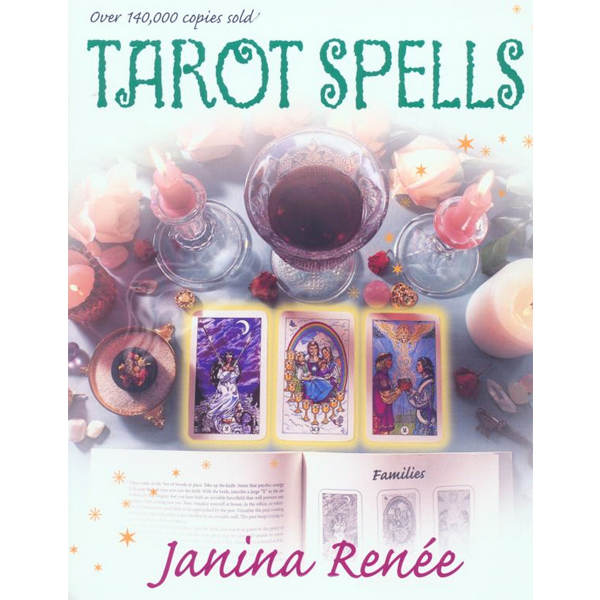 Tarot Spreads: Layouts & Techniques to Empower Your Readings 2