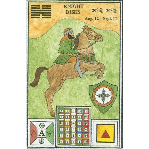 Tarot of Ceremonial Magick Babalon 10