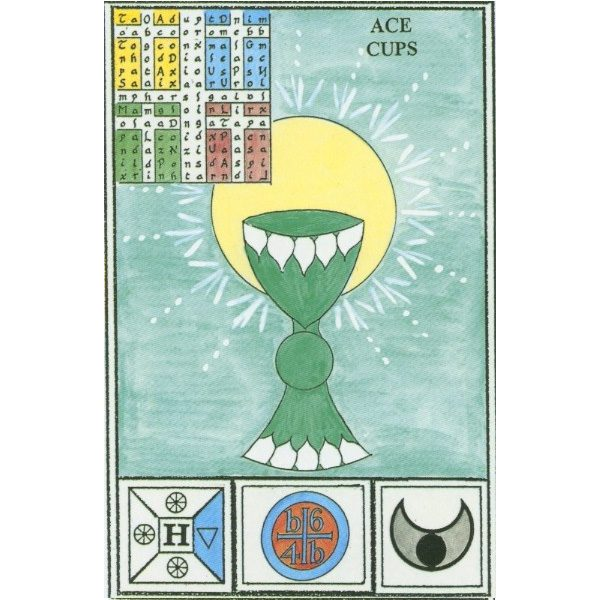 Tarot of Ceremonial Magick Babalon 5