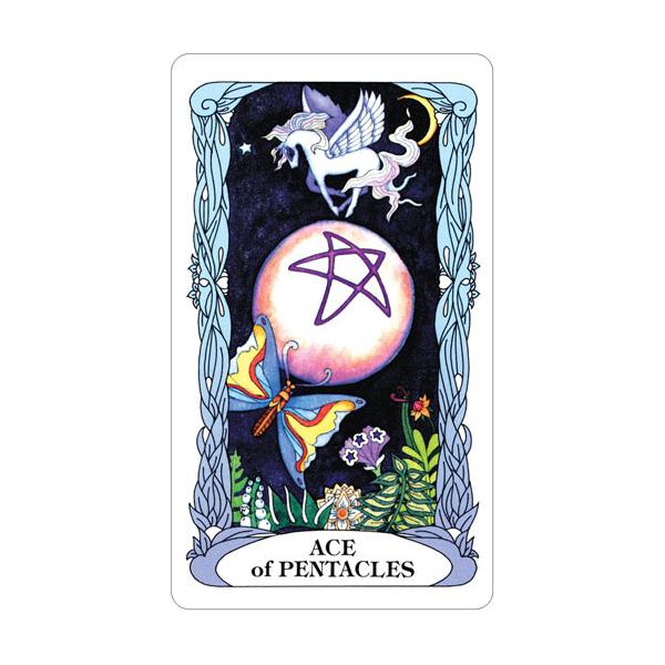 Tarot of a Moon Garden 6