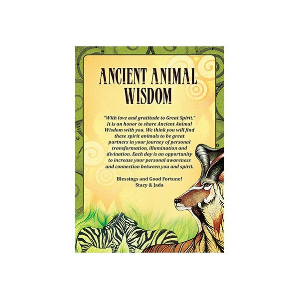 Ancient Animal Wisdom 2
