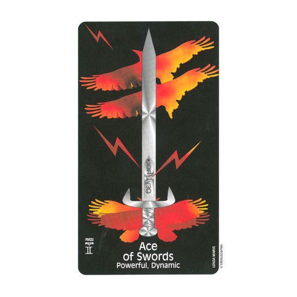 Crow's Magick Tarot 2