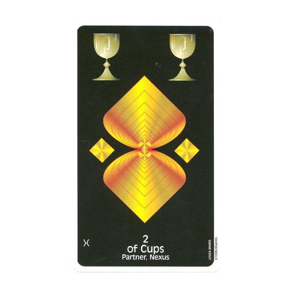 Crow's Magick Tarot 4