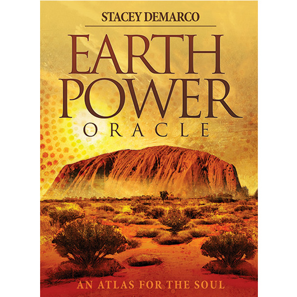 Earth Power Oracle: An Atlas for the Soul 20