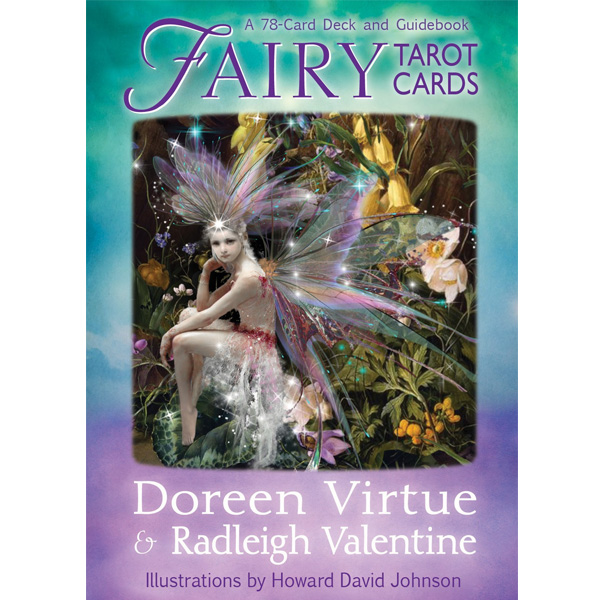 Fairy Tarot Cards 3
