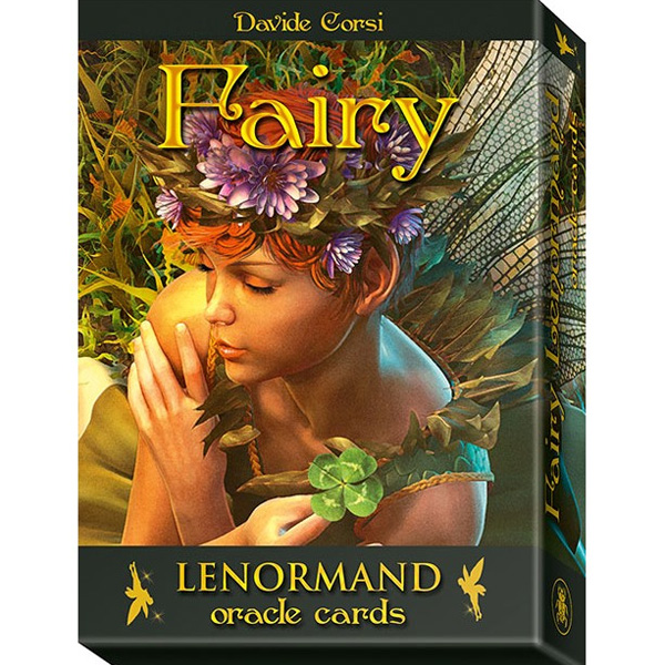 Fairy Lenormand Oracle 17