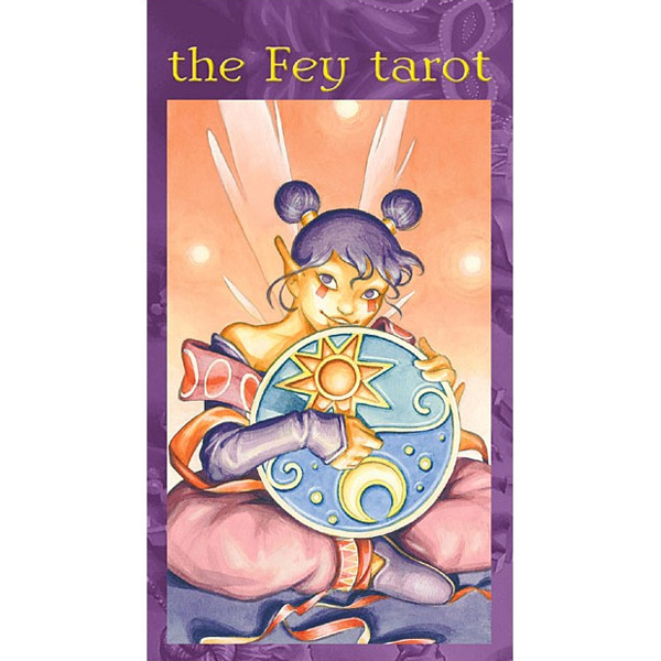 Fairy Tarot Cards 1