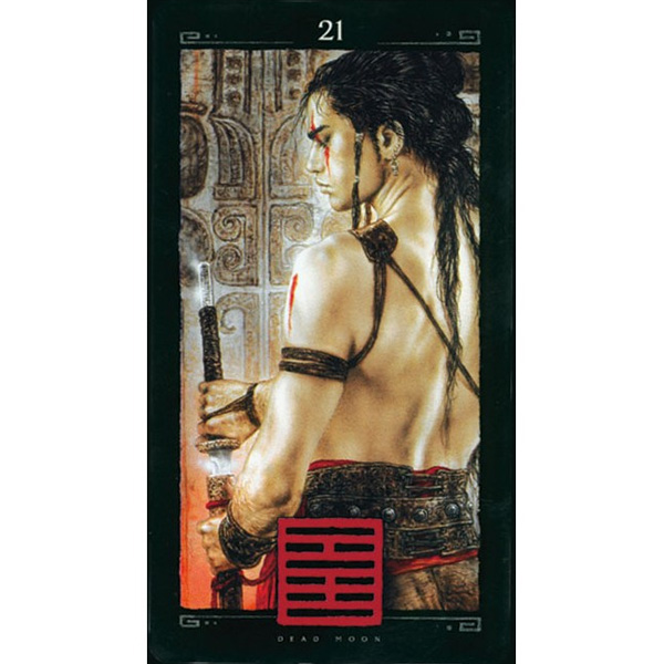 I Ching Dead Moon Deck 3