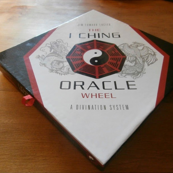 I Ching Oracle Wheel A Divination System 2