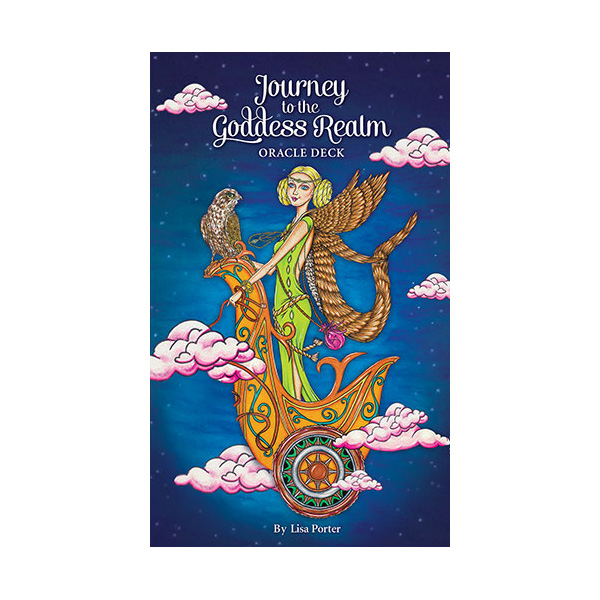 Journey to the Goddess Realm 1