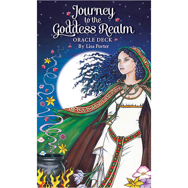 Journey to the Goddess Realm 8