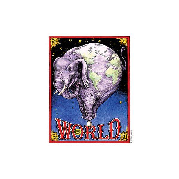 LeGrande Circus & Sideshow Tarot 4