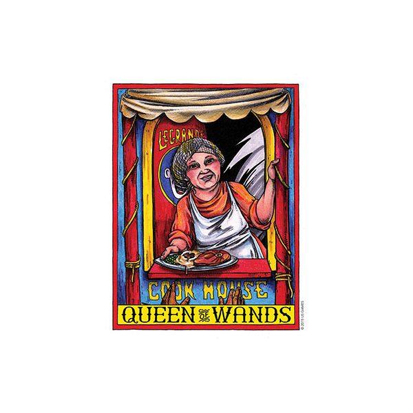 LeGrande Circus & Sideshow Tarot 5