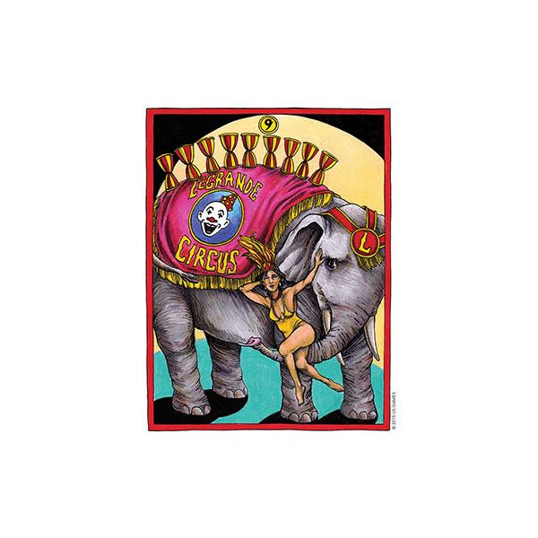 LeGrande Circus & Sideshow Tarot 7