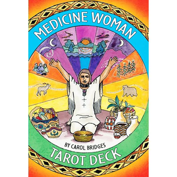 Medicine Woman Tarot 37