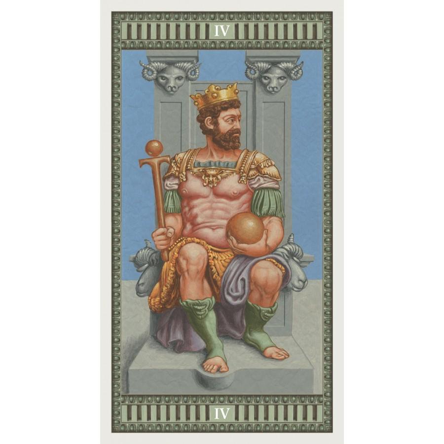 Michelangelo Tarot 1