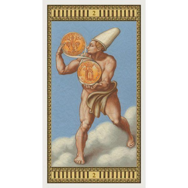Michelangelo Tarot 2