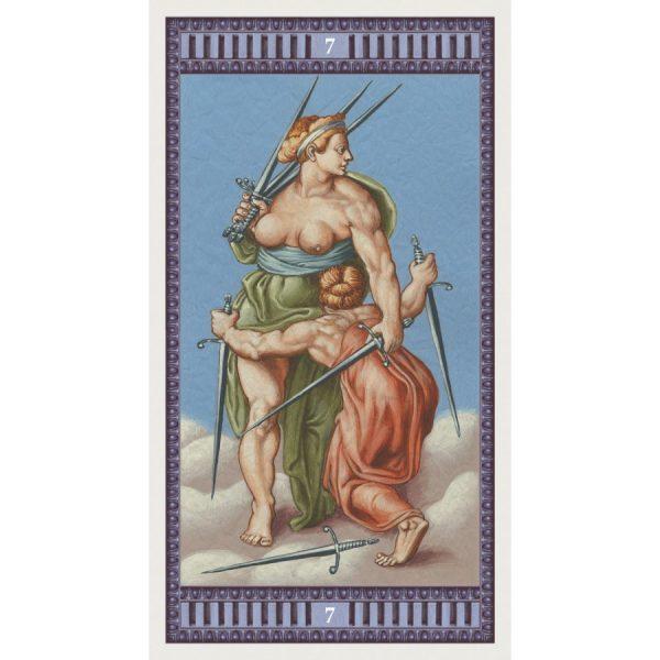 Michelangelo Tarot 4