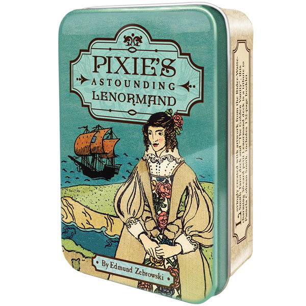Pixie's Astounding Lenormand 12