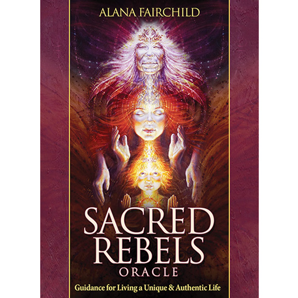 Sacred Rebels Oracle 21