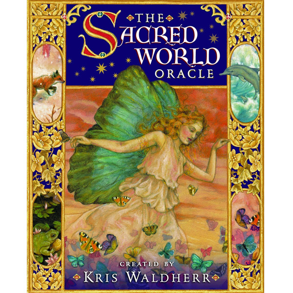 Sacred World Oracle 1
