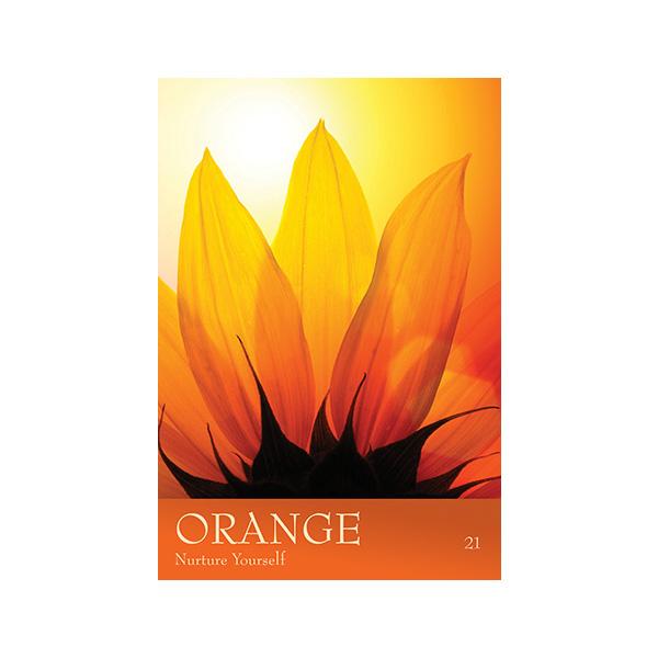 Secret Language of Colour Cards 2