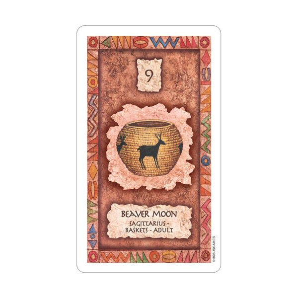 Shaman Wisdom Cards 1