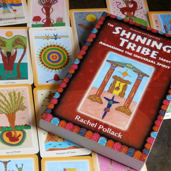 Shining Tribe Tarot 1