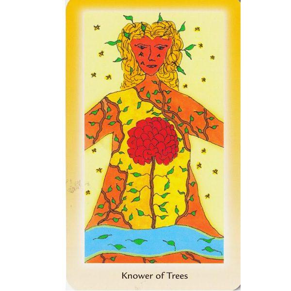 Shining Tribe Tarot 6