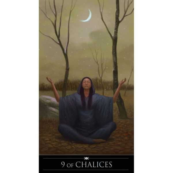 Silver Witchcraft Tarot 5