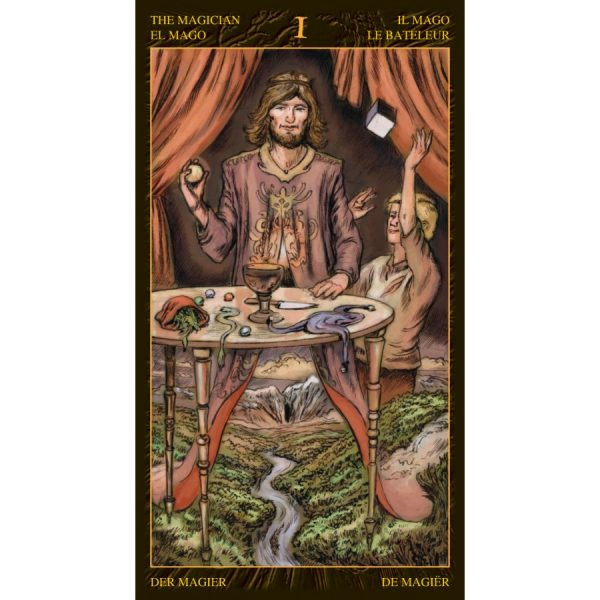 Tarot of Ascension 5