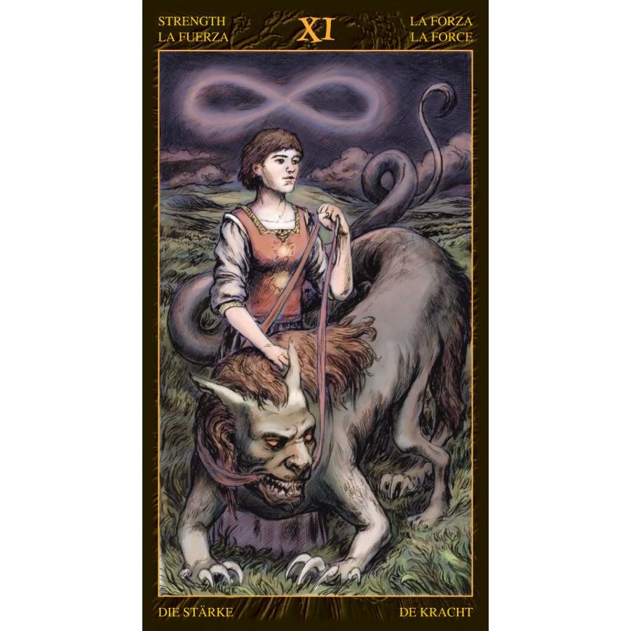Tarot of Ascension 8