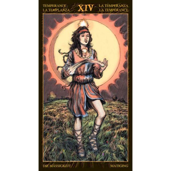 Tarot of Ascension 9
