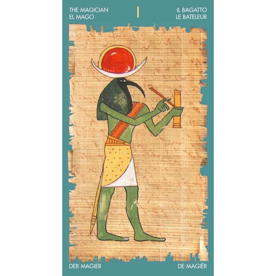 Tarot of Cleopatra 1