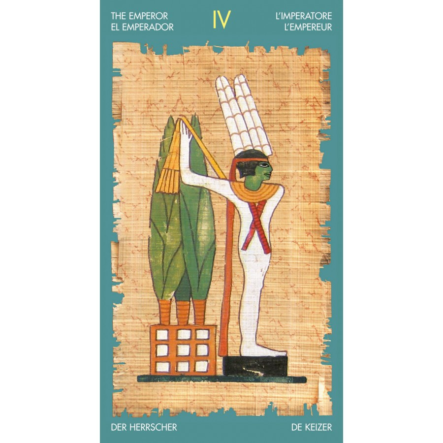 Tarot of Cleopatra 2