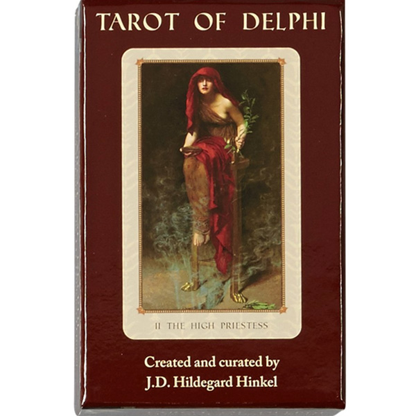 Tarot of Delphi 86