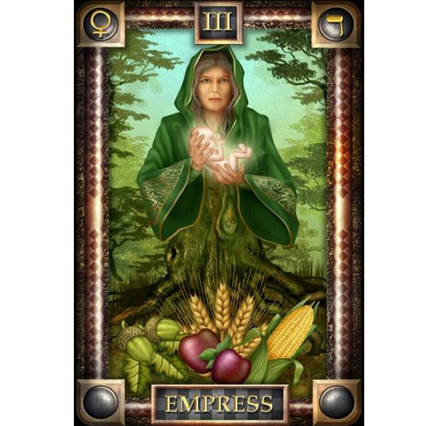 Tarot of Dreams 1