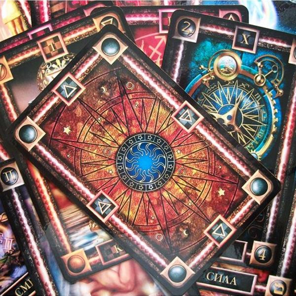 Tarot of Dreams 10