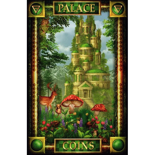 Tarot of Dreams 9